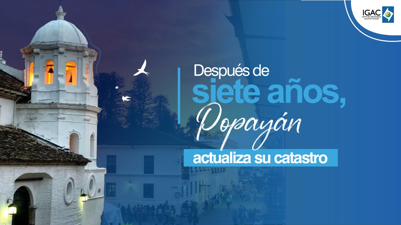 IGAC Popayán