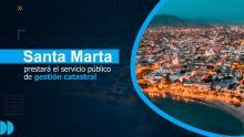Santa Marta Gestor catastral